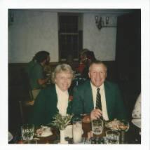 1980, Karen Grad Dinner