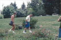 1st Annual Bean Hole Pot Aug 23 1997