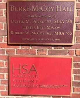 Burke McCoy Hall