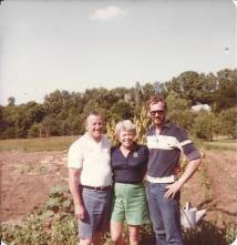 Dad, Mom, Paul 1982