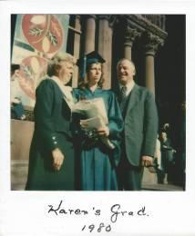 Karen Grad 1980